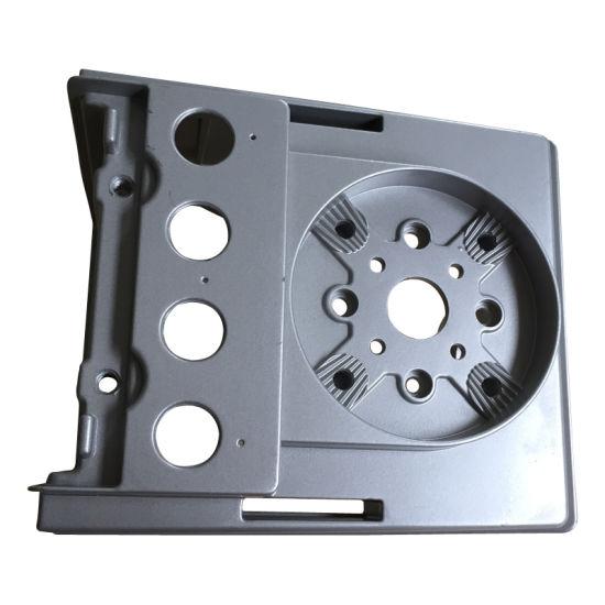 Custom Aluminum Die Casting Car Spare Parts Aluminum Die Cast Car Radiator Aluminum Die Casting Auto Heat Sink Auto Accessories Machining Parts