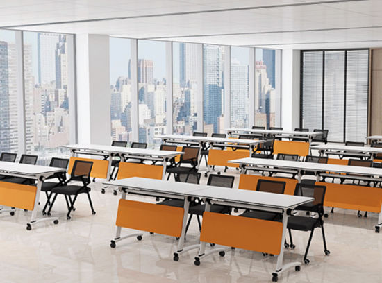 Wholesale Modern MDF Commercial Conference Room Furniture Executive Meeting Table