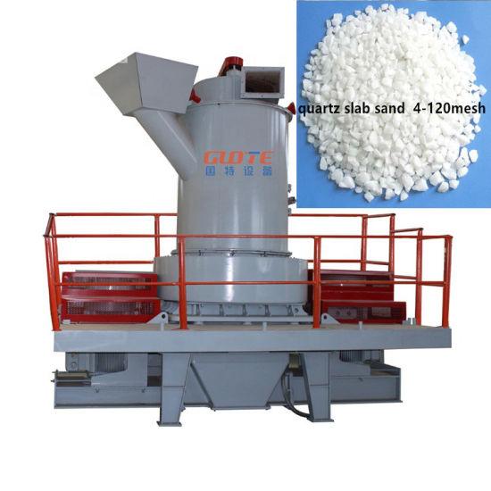 Quartz Slab Sand Making Machine Sand Crusher for Mining