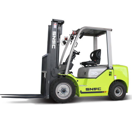3 Ton Forklift with 6m Lifting Height