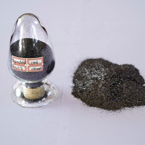Special Offer Superfine -100mesh Rubber Compounding Anti Caking Agent Expanded Graphite Powder Used in Electronics