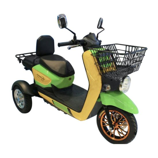 Delivery Scooter Electric Free Shipping Large Wheel Electric Scooter Fast Delivery Europe Countries EEC 1500W 20ah Electric Big Scooter pictures & photos