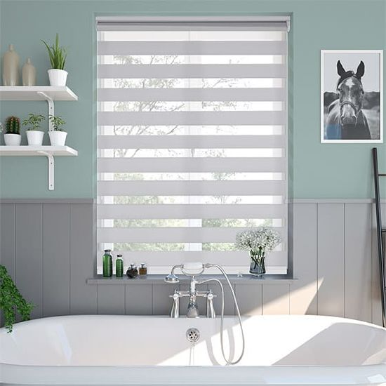 China Zebra Roller Blind Window Blind And Shades For Bathroom And Kitchen China Zebra Blinds Zebra Curtain