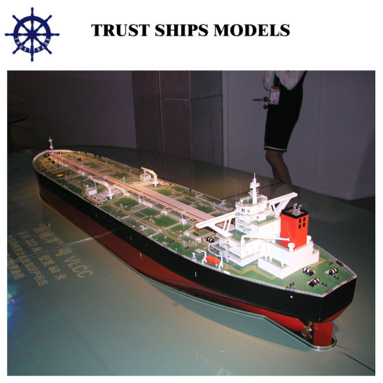 Oil Tanker Model Boat of New Product pictures & photos