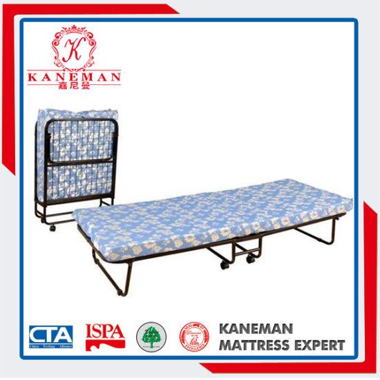 China Cheap Price Bazhou Bunk Bed Single Size Foam Mattresses