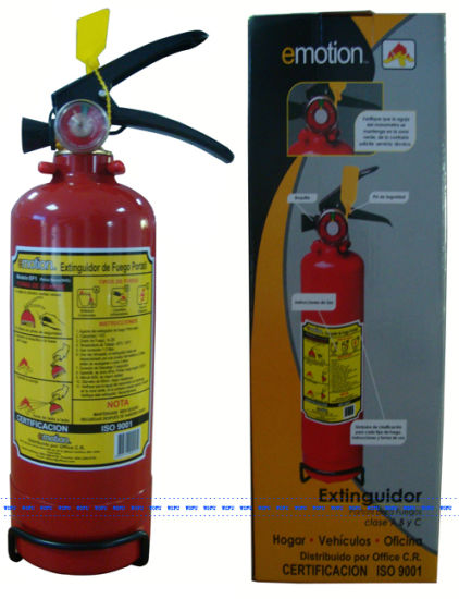 2lbs ABC Dry Chemical Powder Fire Extinguisher pictures & photos