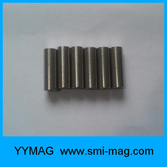 China Gold Manufacturer Strong Rod AlNiCo Magnets for Guitar