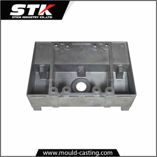 Zinc Die Casting Machine Component for Industrial Use (STK-14-Z0049) pictures & photos