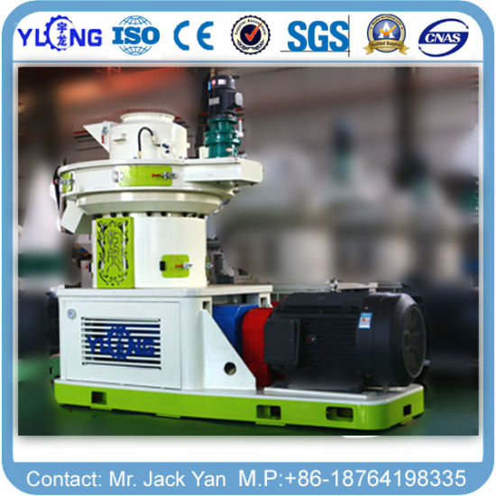 Xgj560 Yulong Vertical Ring Die China Wood Pellet Machine pictures & photos