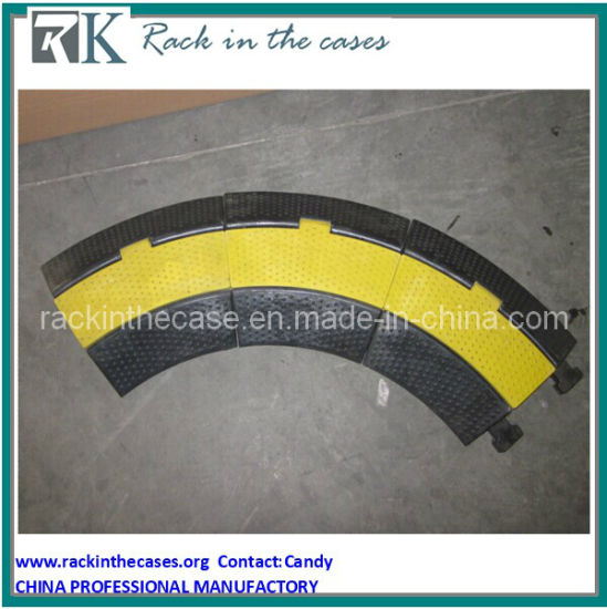 Rk Instant Heavy Duty Recycle Rubber Cable Protection Ramp pictures & photos