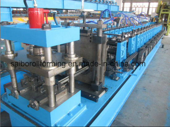 Yx21-41/41-41 Guide Rail Roll Forming Machine (Double Row)