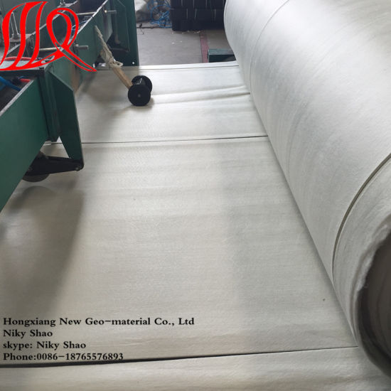 Road Construction Geotextile Fabric pictures & photos