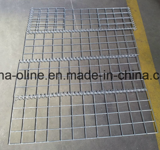 Galvanized Gabion Wire Mesh Used in Civil Engineering pictures & photos