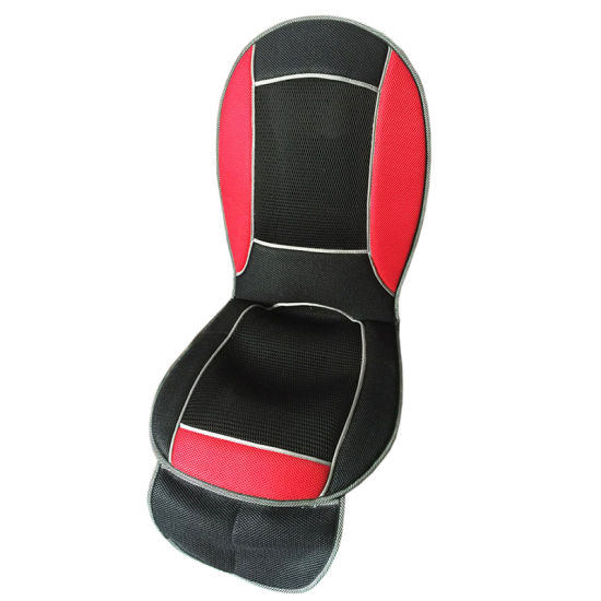 Electric Heat Vibration Car Seat Massage Mattress With Cold Wind