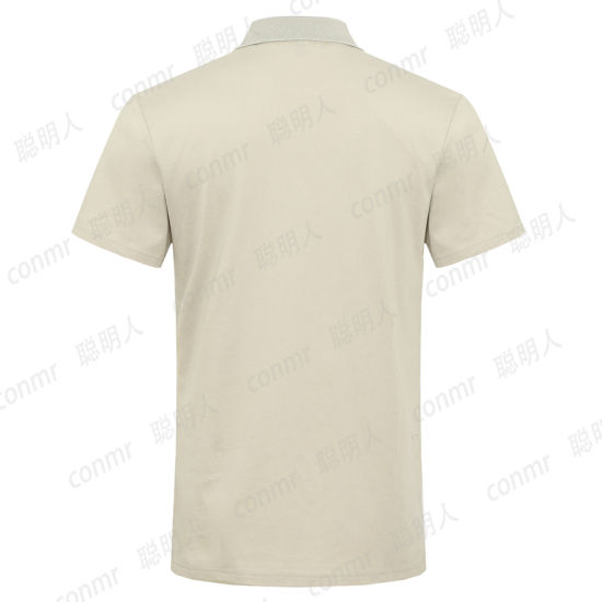 Short Sleeve Polo Shirt for Fishing (QF-2193) pictures & photos
