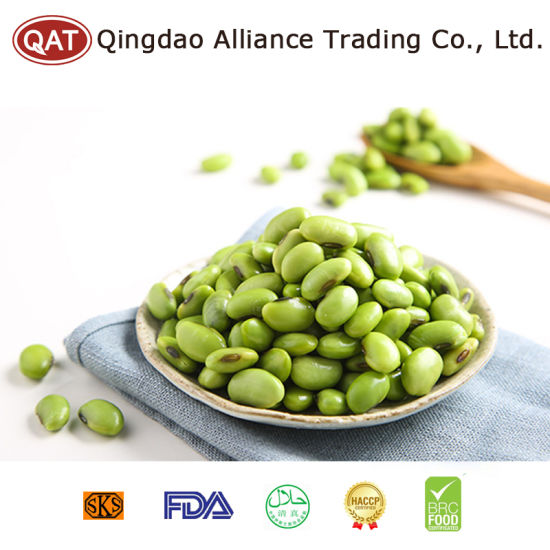 Top Quality IQF Soybean Kernels