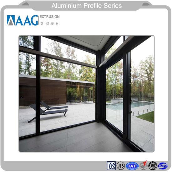 China GB Standard Aluminum Extrusion Profile and Aluminum