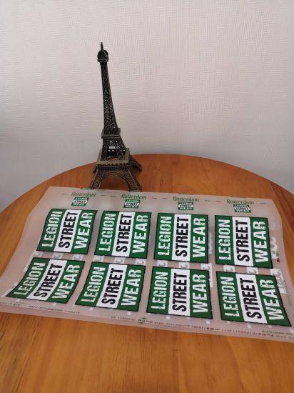 Wholesale Custom T-Shirt Heat Transfer Sticker Printing