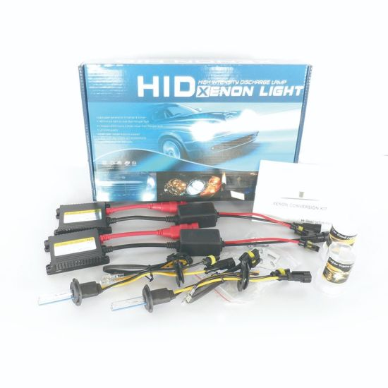 Xenon Head Fog H11 9006 H4 H7 HID Driving Light