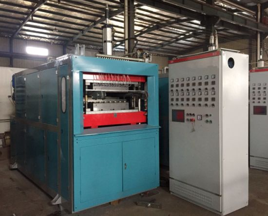 Full Automatic Plastic Cup Thermoforming Machine pictures & photos