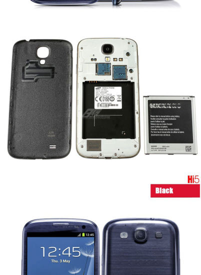 """Unlocked Gelaxy S3 I9300 Original Mobile Phone Quad-Core 4.8"""" 8MP WiFi3g&4G GSM Android GPS 16gbrom Que"""