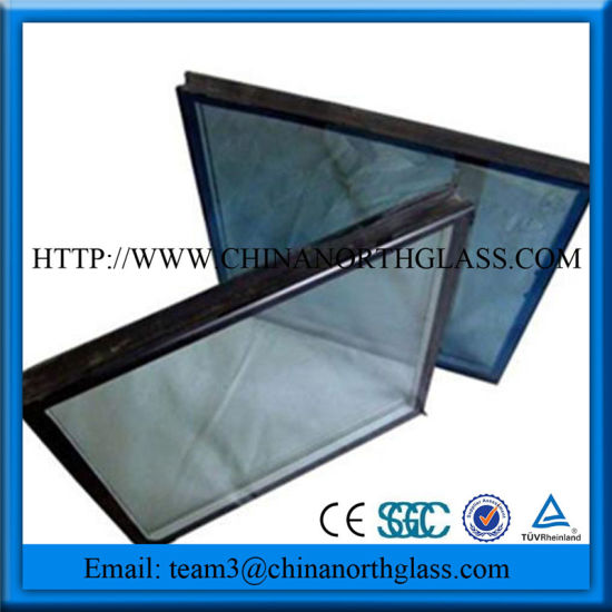 Glass Window Double Insulated Glass for Curtain Wall pictures & photos