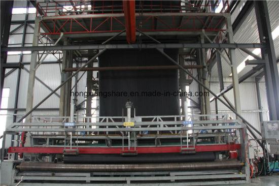 China 8m Geomembrane HDPE LDPE EVA Ecb PVC - China HDPE