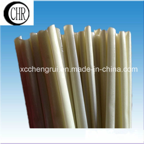 China 2740 Insulation 155c Acrylic Fiberglass Sleeving for Class F ...