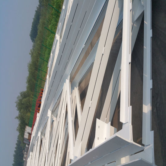 Light Weight Structural Frame Steel Construction pictures & photos