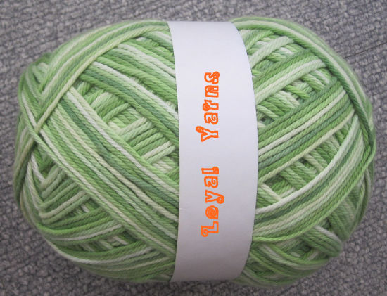 Various Colors 100% Cotton Yarn