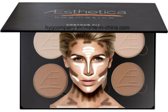 Aesthetica Cosmetics Highlight Concealer Powder Contour Kit pictures & photos