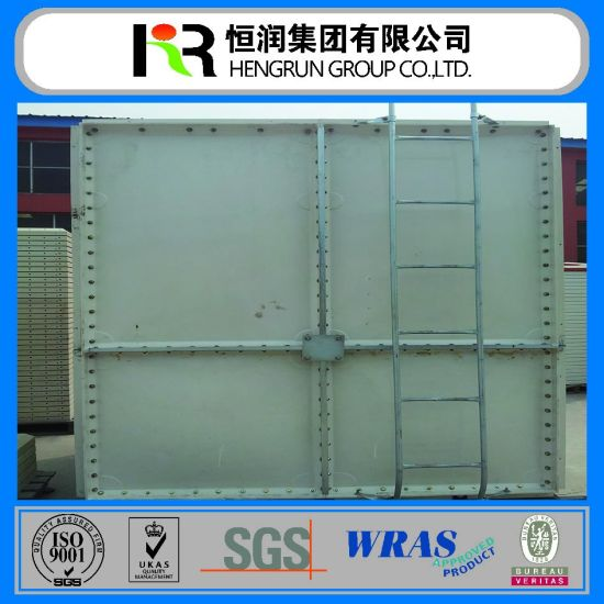 High Quality GRP Sectional Water Tank pictures & photos