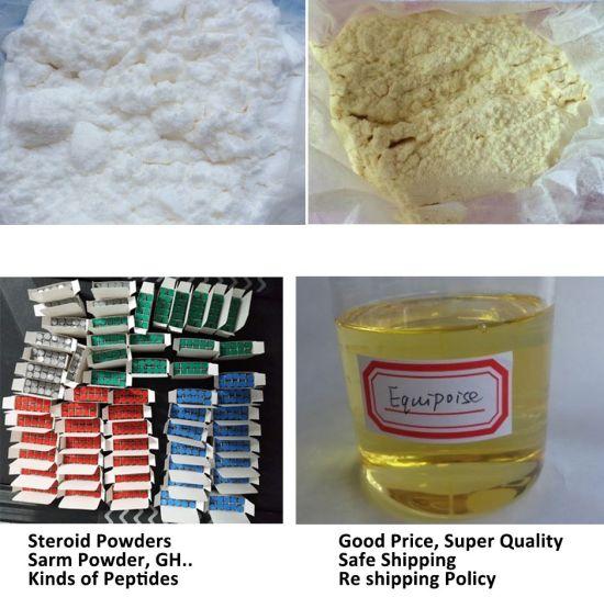 Paypal Accepted Raw Steroids Powder Testo E for Bodybuilding CAS 315 37 7