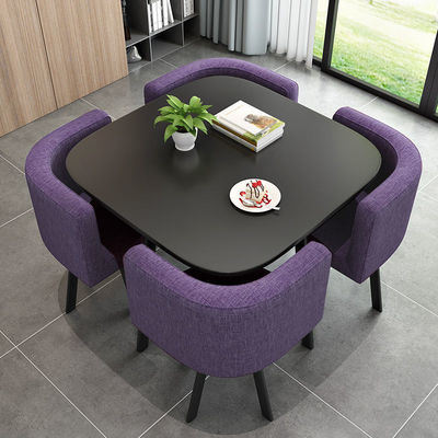 New Design Modern Best Selling Low Price Home Dining Restaurant Furniture Living Room Square Dining Table