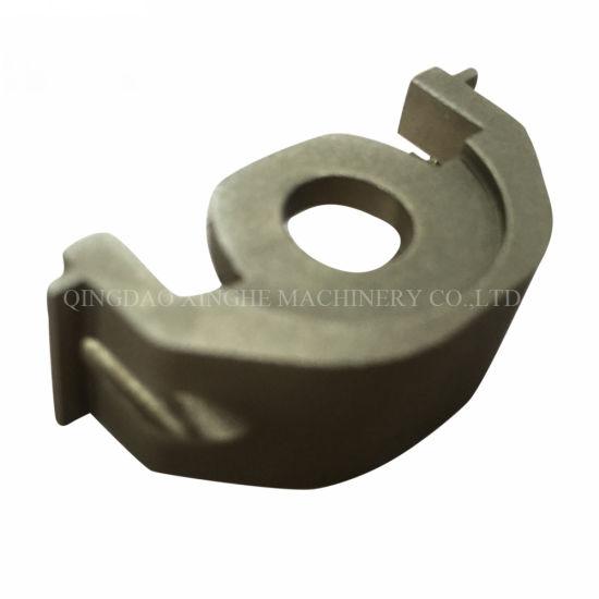 Customized Brass/Copper CNC Machining with Bead Blasting