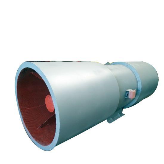 OEM Top Quality SDS-7.1-2p-14m3/S 18.5kw Tunnel Jet Fan/ Axial Blower Fans