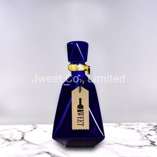 Manufactory Irregular Shape 700ml Vodka Ceramic Bottle