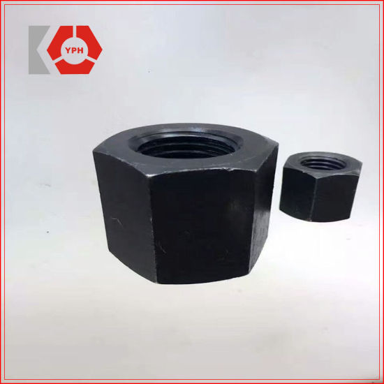 OEM High Strength ASTM-A563 Hexagon Head Heavy Nuts Wholesale