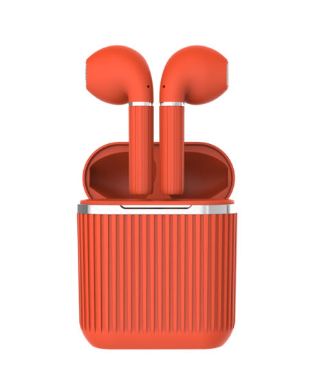Factory Direct High Quality Modern Fashion 250mAh Waterproof True Wireless Earbuds Tws Bluetooth Headset pictures & photos