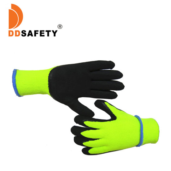 Transport with great puncture and abrasion resistance Excellent in wet and dry conditions for Construction Maintenance and Gardening 12 Pairs of Safety Latex Work Gloves from sizes 7 to 11