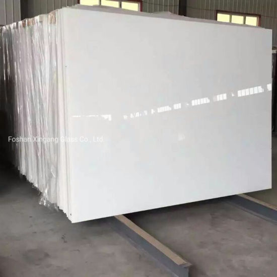 Lacobel T Glass (Temperable) /China Lacquered Glass Painted Glass