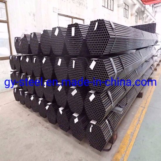 ASTM a 53 Carbon Schedule 40 Steel Black Iron Pipe Malaysia