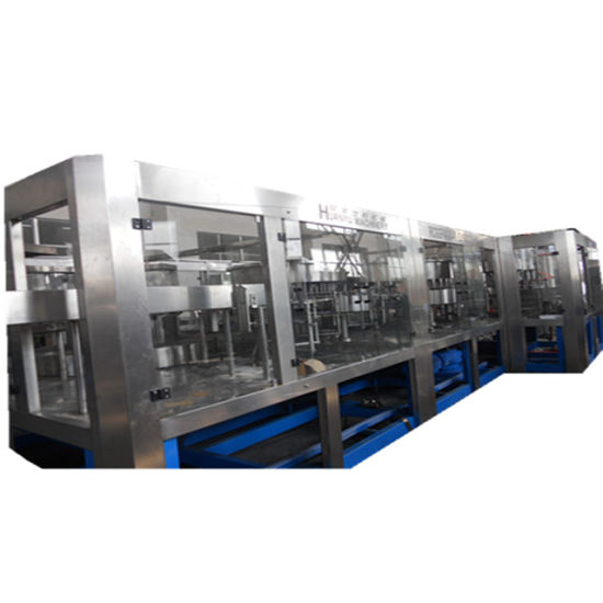 Ce Juicer Production Line Processing Machine 3in1 Glass Bottle Juce Filling Machine Line Juice Concentrate Machine with Video