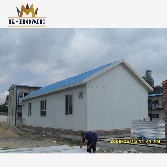 Fast Construction Prebuilt Modular Sandwich Panel House
