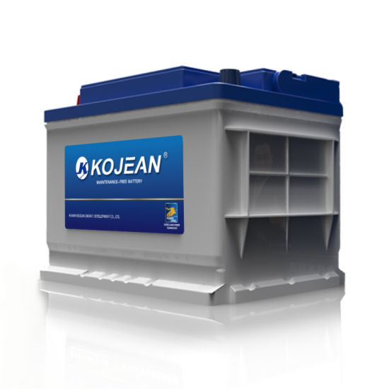 Mf DIN75 57540 12V 75ah Maintenance Free Lead Acid Car Battery