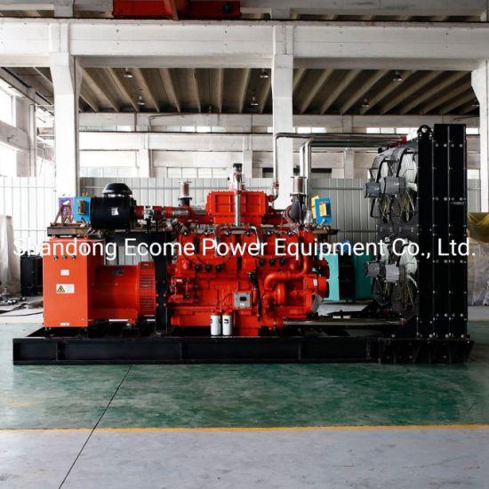 10-1500kw Biogas Electric Power Generator Set From Cummins/Perkins/Weichai/Man Engine