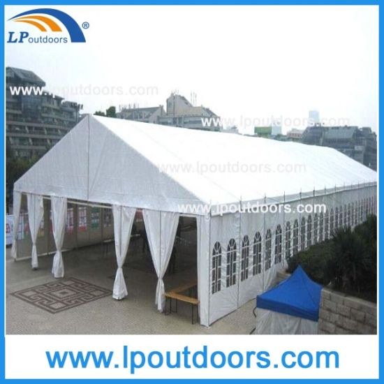 Outdoor Best Quality Aluminum Large Marquee Warehouse Tent for Sale pictures & photos