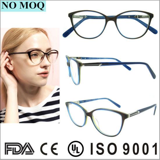 a8b1974c9f China High Quality Acetate Women Eyeglasses Glasses - China Optical ...