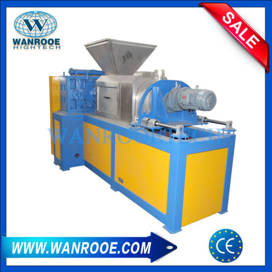 Pnsp Plastic PE PP Film Squeezing Drying Dewatering Granulating Machine pictures & photos