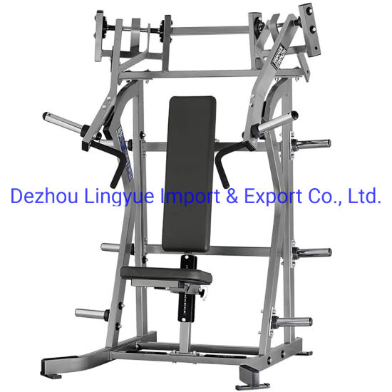 Commercial Fitness Gym Equipment Plate Loaded ISO-Lateral Incline Press L-905 pictures & photos